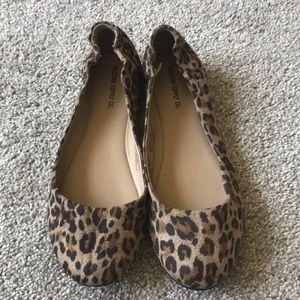 16f5272d7833 Mossimo Supply Co. Leopard/Cheetah Print Flats